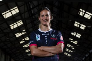 Meretiana Robinson. Image: Melbourne Rebels Women