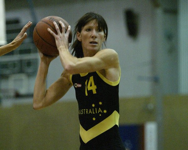 Rachael Sporn. Most popular. Image: Basketball Australia