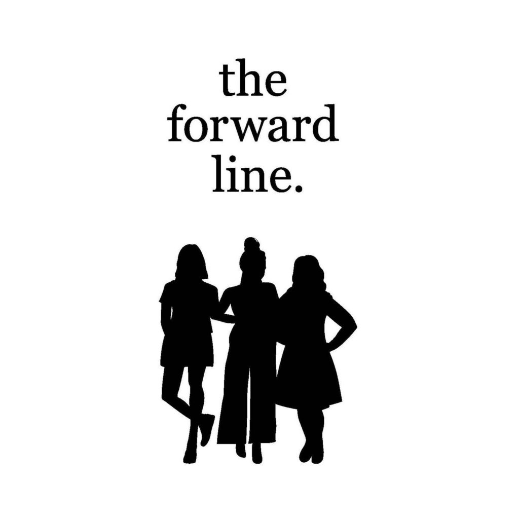 The Forward Line. Women in sport podcasts.