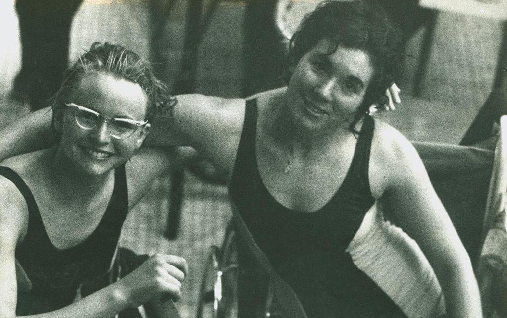 Daphne Hilton, 1964.