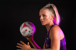 Rudi Ellis. Image: Queensland Firebirds