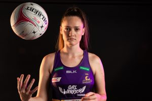 Ine-Mari Venter. Image: Queensland Firebirds