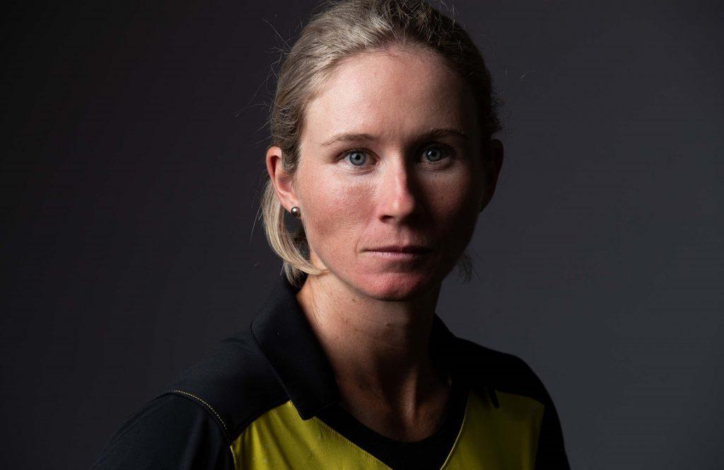 Beth Mooney. Photo - Cricket Australia.