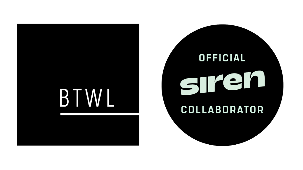 By The White Line is an Official Siren Collaborator