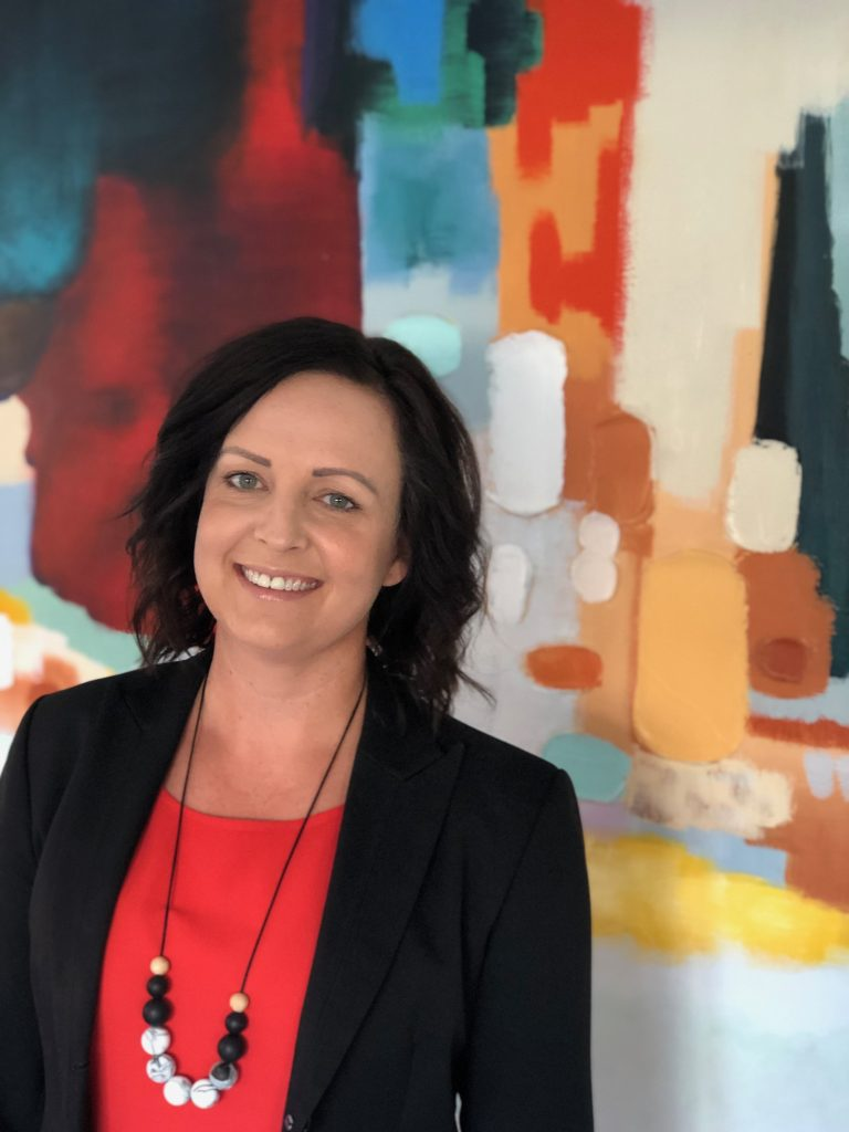 Melbourne Boomers General Manager Christy Collier-Hill