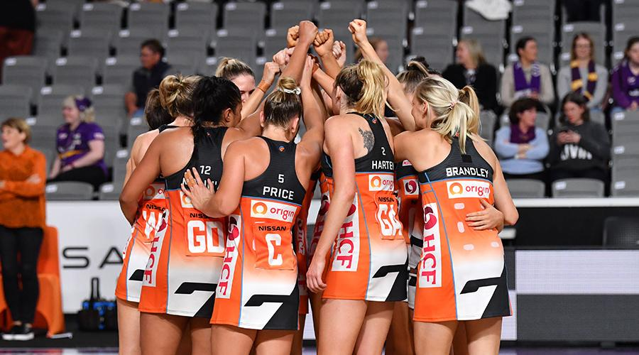 The 2020 Super Netball season was one to forget for Caitlin Bassett. Image: Suncorp Super Netball