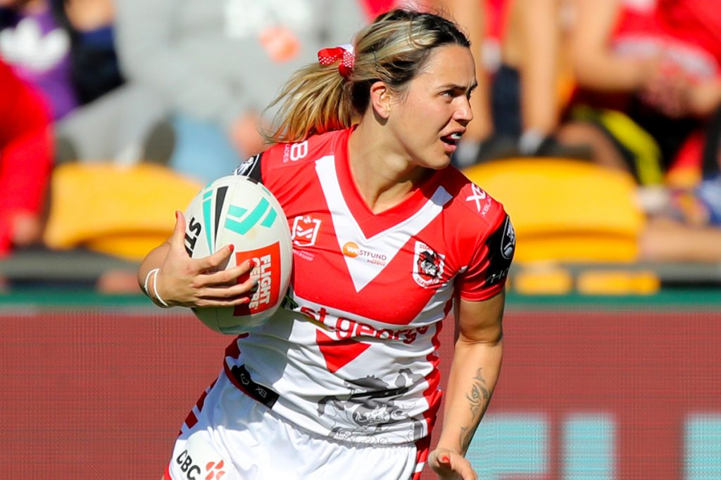 Botille Vette-Welsh has signed with the Sydney Roosters. Image: NRLW Season Preview