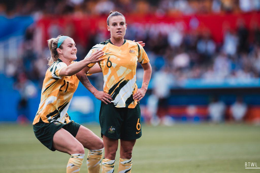 FIFA Women's World Cup 2019 | Australia vs Brazil | Thursday 13 June, 2019 | Photo: Rachel Bach (@bythewhiteline)