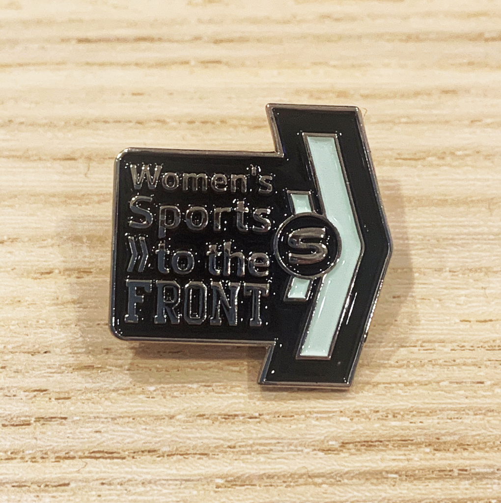 Siren's limited edition 'Women's Sports to the Front' is the perfect addition to your gift list