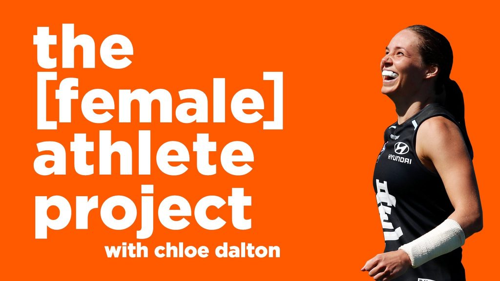 The Female Athlete Project with Chloe Dalton