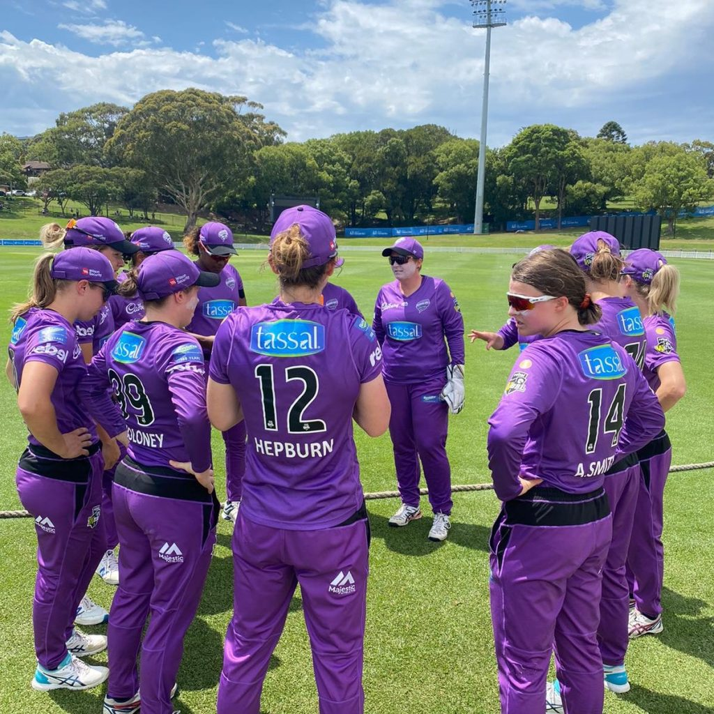 women's cricket tasmania