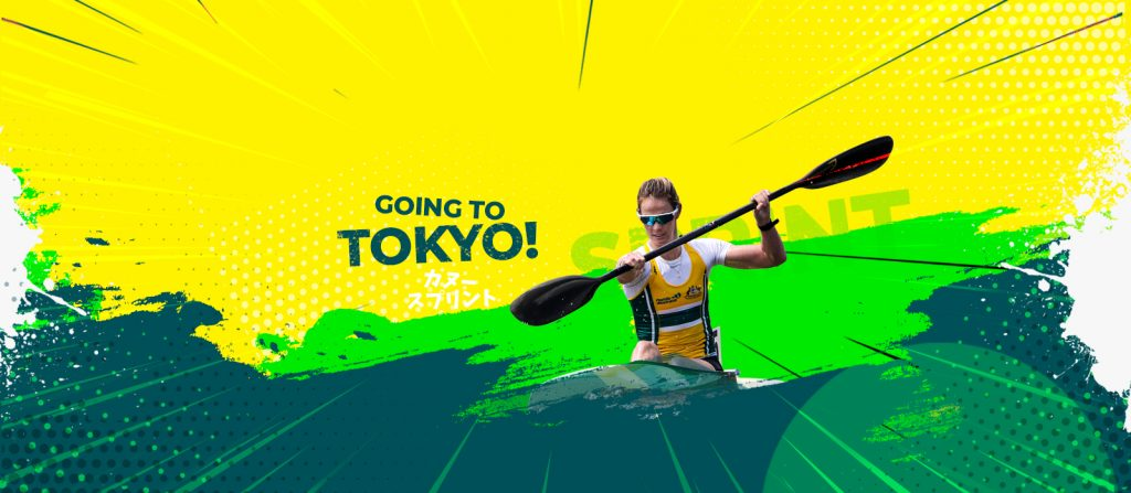 Alyce Wood is Tokyo bound! Sourced: Australian Olympic Committee