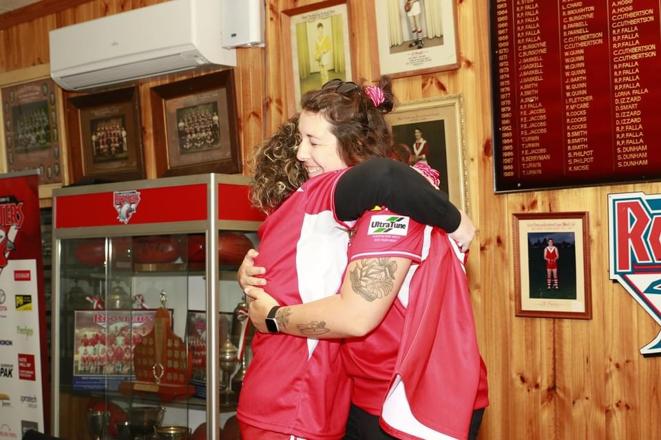 There's more to community footy than what happens on the field. Image: Supplied