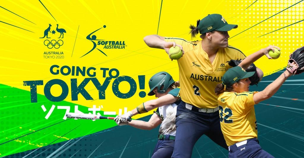 The Australian Softball team—the Aussie Spirit—has qualified for Tokyo 2021