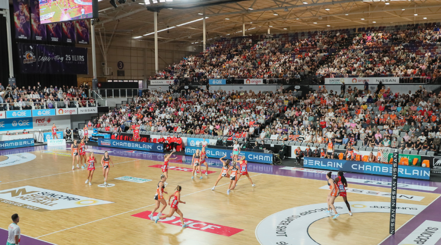 The NSW Swifts took out the 2021 Suncorp Super Netball championship. Sourced: Suncorp Super Netball