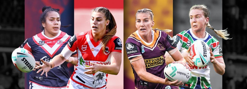 Shreya Mcleod is focused on concussion in the NRLW. Sourced: NRLW